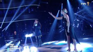 Amel Bent dans Danse avec les Stars - 19/10/19 - 02