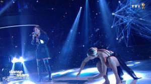 Amel Bent dans Danse avec les Stars - 19/10/19 - 04