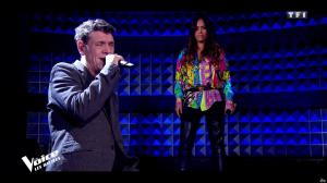 Amel Bent dans The Voice - 07/03/20 - 04