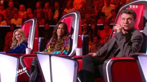 Amel Bent dans The Voice - 07/03/20 - 05