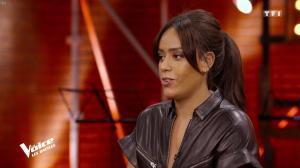 Amel Bent dans The Voice - 07/03/20 - 06