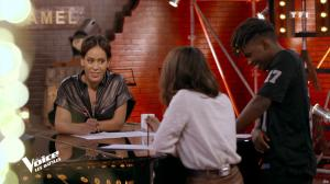 Amel Bent dans The Voice - 07/03/20 - 07