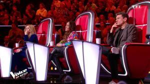 Amel Bent dans The Voice - 14/03/20 - 08