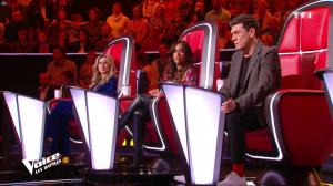 Amel Bent dans The Voice - 21/03/20 - 04
