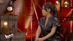 Amel Bent dans The Voice - 28/03/20 - 01