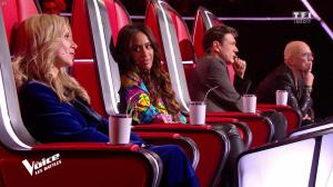 Amel Bent dans The Voice - 28/03/20 - 03