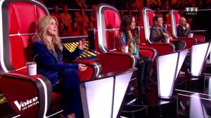 Amel Bent dans The Voice - 28/03/20 - 06