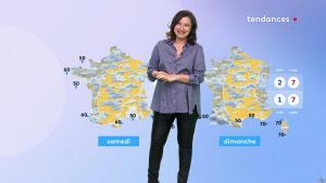 Anaïs Baydemir à la Météo de Midi - 14/11/19 - 02