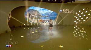 Anaïs Grangerac dans une Bande-Annonce de l'Euro Millions - 10/01/20 - 01