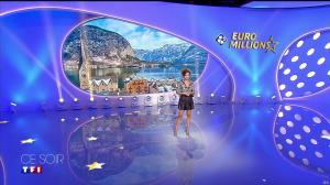 Anaïs Grangerac dans une Bande-Annonce de l'Euro Millions - 10/01/20 - 02