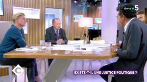 Anne-Elisabeth Lemoine dans C à Vous - 03/10/19 - 04