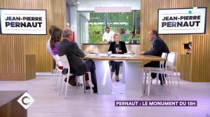 Anne-Elisabeth Lemoine dans C à Vous - 04/10/19 - 01