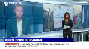 Aurélie Casse dans le Dezoom - 01/10/19 - 02