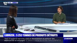 Aurélie Casse dans le Dezoom - 01/10/19 - 05