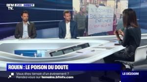 Aurélie Casse dans le Dezoom - 01/10/19 - 07