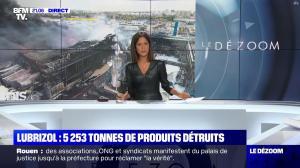 Aurélie Casse dans le Dezoom - 01/10/19 - 10