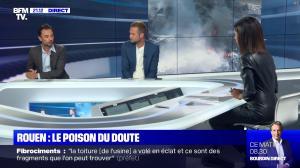 Aurélie Casse dans le Dezoom - 01/10/19 - 13