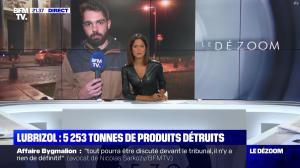 Aurélie Casse dans le Dezoom - 01/10/19 - 19