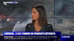 Aurélie Casse dans le Dezoom - 01/10/19 - 20