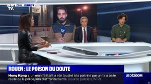 Aurélie Casse dans le Dezoom - 01/10/19 - 21