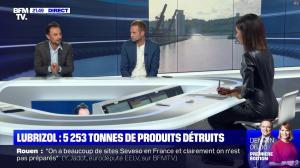 Aurélie Casse dans le Dezoom - 01/10/19 - 22