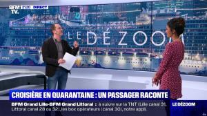 Aurélie Casse dans le Dezoom - 06/02/20 - 06