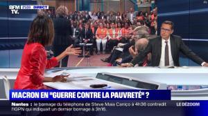 Aurélie Casse dans le Dezoom - 10/09/19 - 03