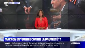 Aurélie Casse dans le Dezoom - 10/09/19 - 04