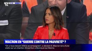 Aurélie Casse dans le Dezoom - 10/09/19 - 05