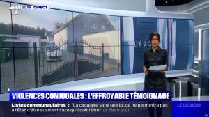 Aurélie Casse dans le Dezoom - 12/11/19 - 02