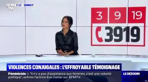 Aurélie Casse dans le Dezoom - 12/11/19 - 03