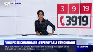 Aurélie Casse dans le Dezoom - 12/11/19 - 04