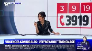 Aurélie Casse dans le Dezoom - 12/11/19 - 05