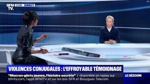 Aurélie Casse dans le Dezoom - 12/11/19 - 06