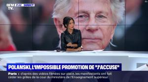 Aurélie Casse dans le Dezoom - 12/11/19 - 10
