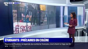 Aurélie Casse dans le Dezoom - 13/11/19 - 02