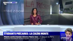 Aurélie Casse dans le Dezoom - 13/11/19 - 04