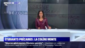 Aurélie Casse dans le Dezoom - 13/11/19 - 05