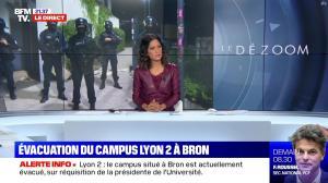 Aurélie Casse dans le Dezoom - 13/11/19 - 07