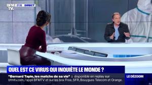 Aurélie Casse dans le Dezoom - 22/01/20 - 06