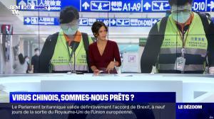 Aurélie Casse dans le Dezoom - 22/01/20 - 07