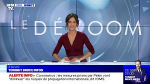 Aurélie Casse dans le Dezoom - 22/01/20 - 11