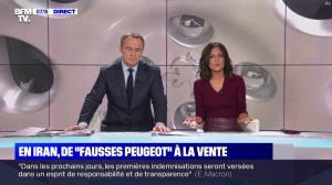 Aurélie Casse dans Première Edition - 31/10/19 - 06