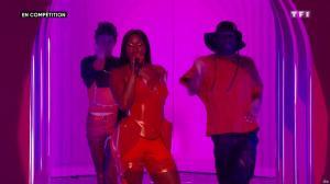 Aya Nakamura dans les NRJ Music Awards - 09/11/19 - 01