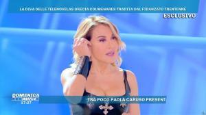 Barbara d'Urso dans DomeniÇa Live - 10/03/19 - 04