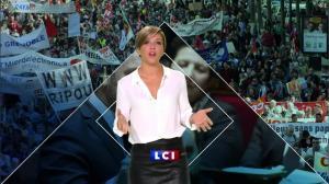 Bénédicte Le Chatelier dans une Bande-Annonce du Club Le Chatelier - 26/08/19 - 01