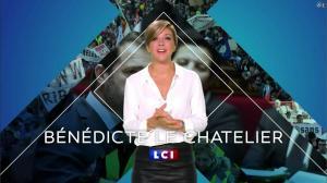 Bénédicte Le Chatelier dans une Bande-Annonce du Club Le Chatelier - 26/08/19 - 02