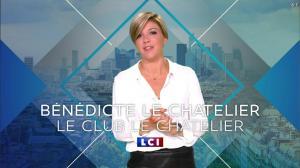 Bénédicte Le Chatelier dans une Bande-Annonce du Club Le Chatelier - 26/08/19 - 03