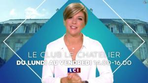 Bénédicte Le Chatelier dans une Bande-Annonce du Club Le Chatelier - 26/08/19 - 04