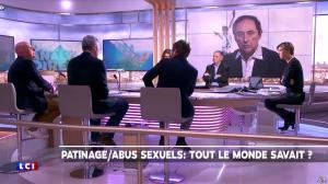 Bénédicte Le Chatelier dans le Club Le Chatelier - 04/02/20 - 05
